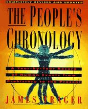 Cover of: The people's chronology