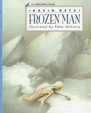 Cover of: Frozen man | David Getz