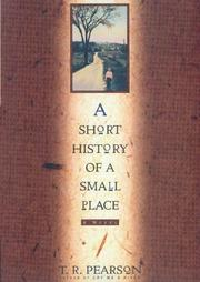 Cover of: A short history of a small place