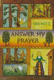 Cover of: Answer my prayer