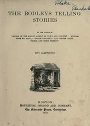 Cover of: The Bodleys telling stories