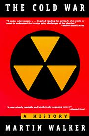Cover of: The Cold War: a history