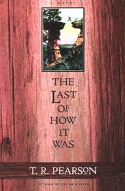 Cover of: The last of how it was