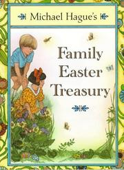 Cover of: Michael Hague's Family Easter Treasury