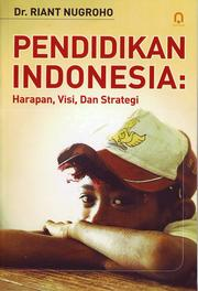 Cover of: Pendidikan Indonesia