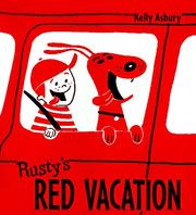 Cover of: Rusty's red vacation