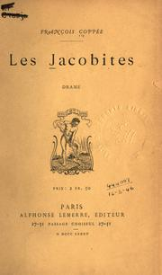 Cover of: Les Jacobites