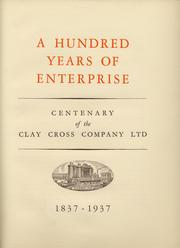 Cover of: A Hundred Years of Enterprise |