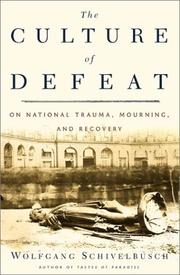 Cover of: The Culture of Defeat