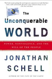 Cover of: The Unconquerable World