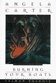 Cover of: Burning Your Boats
