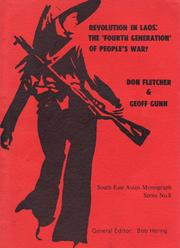 Cover of: Revolution in Laos | Geoffrey C. Gunn
