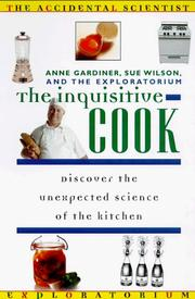 Cover of: The inquisitive cook | Anne Gardiner