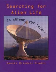 Cover of: Searching for alien life: is anyone out there?