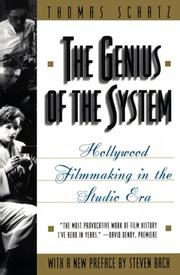 Cover of: genius of the system | Thomas Schatz