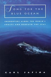 Cover of: Song for the blue ocean | Carl Safina