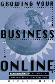 Cover of: Growing your business online