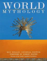 Cover of: World Mythology (Henry Holt Reference Book) | Roy Willis