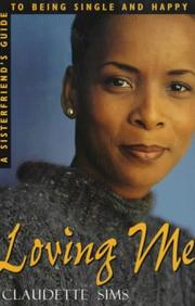 Cover of: Loving me