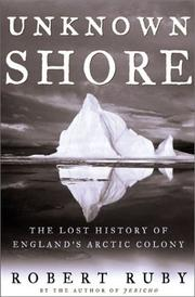 Cover of: unknown shore | Robert Ruby