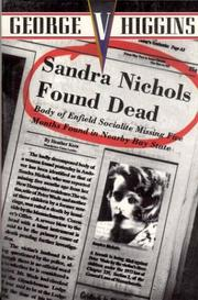 Cover of: Sandra Nichols found dead