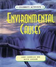 Cover of: Environmental Causes (Celebrity Activists)