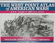 Cover of: The West Point Atlas of American Wars