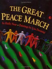 Cover of: The Great Peace March | Holly Near