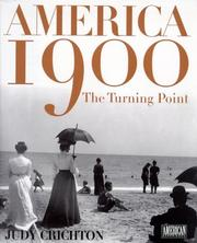 Cover of: America 1900