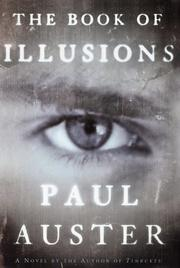Cover of: The book of illusions: a novel
