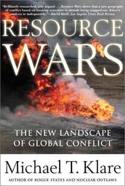 Cover of: Resource Wars