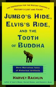 Cover of: Jumbo's hide, Elvis's ride, and the tooth of Buddha