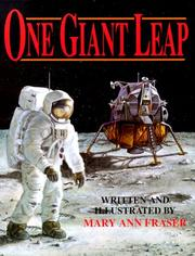 Cover of: One Giant Leap (An Owlet Book) | Mary Ann Fraser
