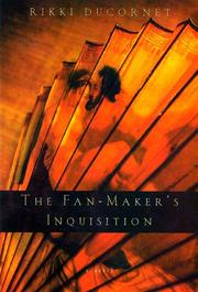 Cover of: The fan-maker's inquisition