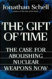 Cover of: The gift of time