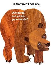 Cover of: Brown Bear, Brown Bear, What Do You See?