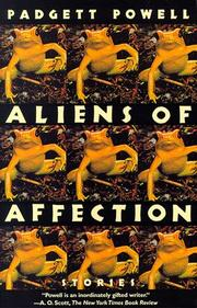 Cover of: Aliens of Affection