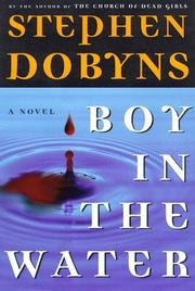 Cover of: Boy in the water: a novel