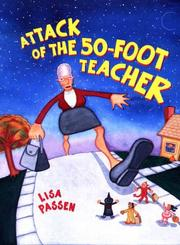 Cover of: The Attack of the 50-Foot Teacher