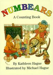 Cover of: Numbears | Kathleen Hague