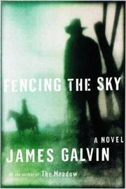 Cover of: Fencing the sky | James Galvin