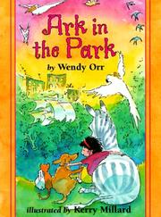 Cover of: Ark in the park | Orr, Wendy