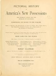 Cover of: Pictorial history of America
