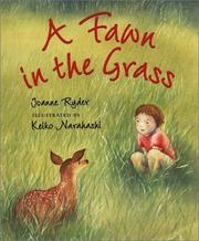Cover of: A fawn in the grass