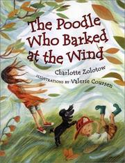 Cover of: The poodle who barked at the wind