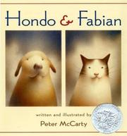 Cover of: Hondo and Fabian
