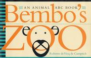 Cover of: Bembo's Zoo