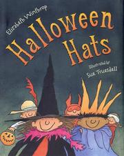 Cover of: Halloween hats
