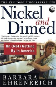 Cover of: Nickel and Dimed: On (Not) Getting by in America