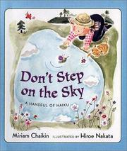 Don't step on the sky by Miriam Chaikin
